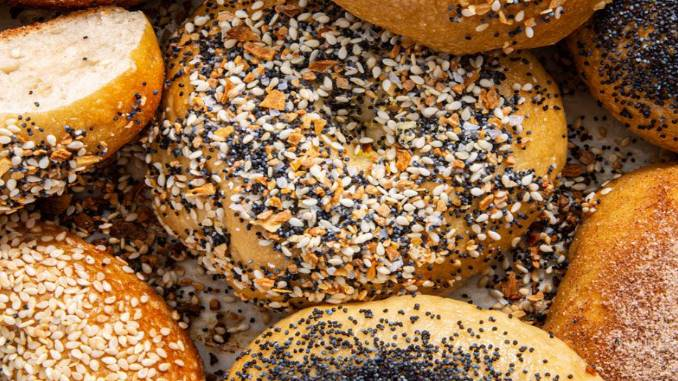 Can You Freeze Bagels