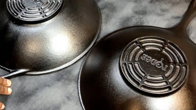 cast iron wok vs carbon steel wok