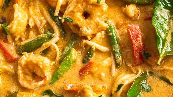panang curry vs red curry