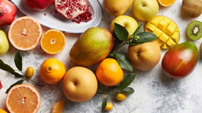 List Of Fruits From A to Z