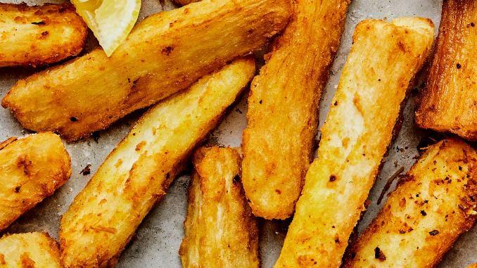 Yuca Vs Potato