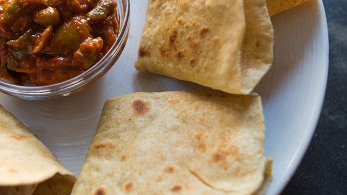 tortilla vs chapati