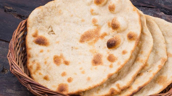 tortilla vs roti