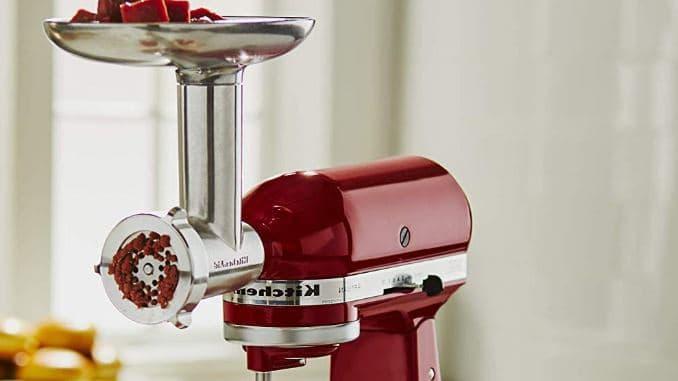 best meat grinder attachment for kitchenaid stand mixer