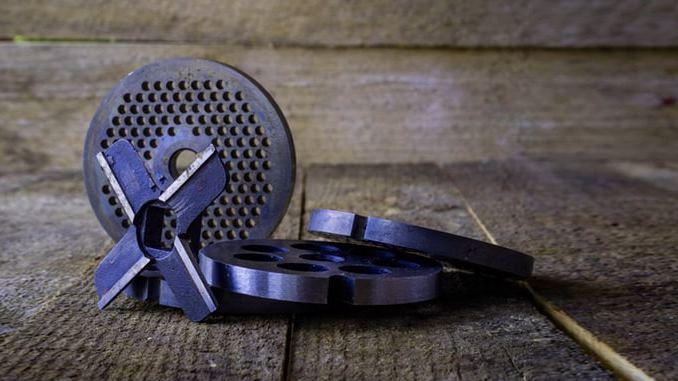 can you sharpen meat grinder blades