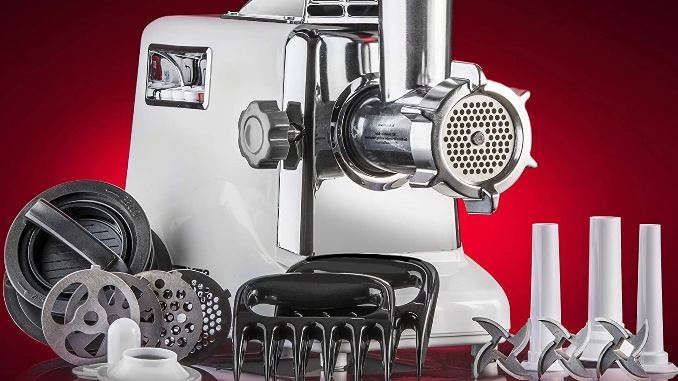 what is a meat grinder used for